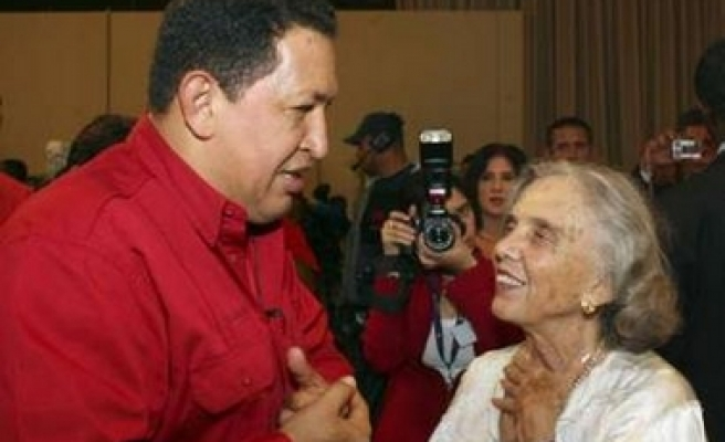 Chavez to meet Colombian rebels
