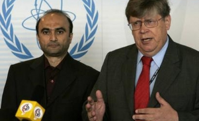 IAEA delegation arrives in Iran to discuss inspections