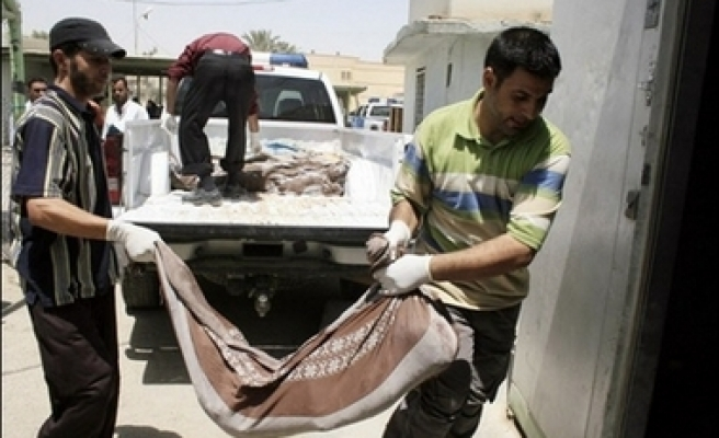 Six Iraqi civilians killed, 30 wounded in a US airstrike