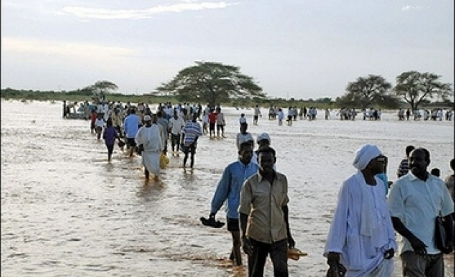 64 dead, at least 365,000 affected by Sudan flooding
