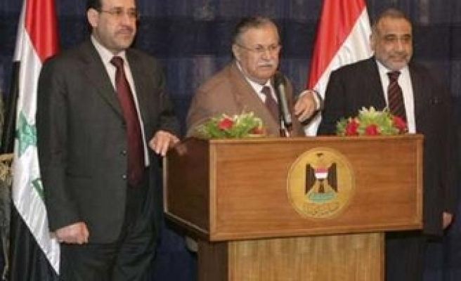 5 more ministers withdraw Iraqi government