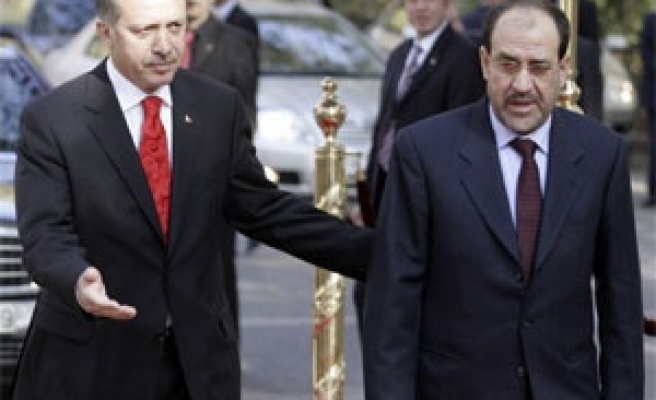 Iraqi PM arrives in Turkey for security talks
