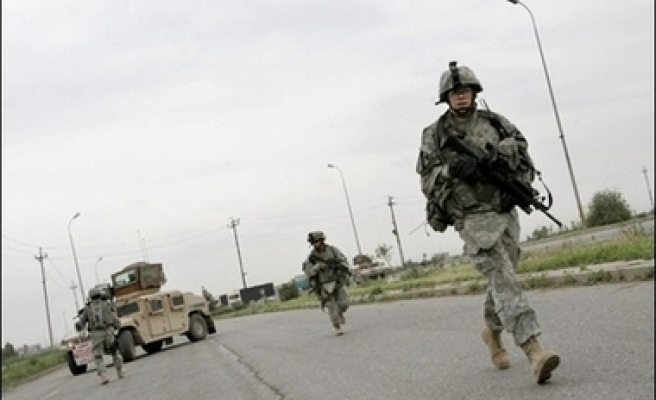 Five US soldiers killed, 13 wounded in Iraq