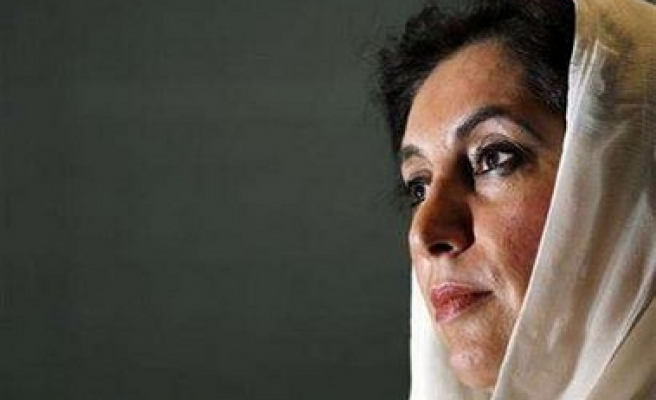 Bhutto says time running out for Pakistan deal