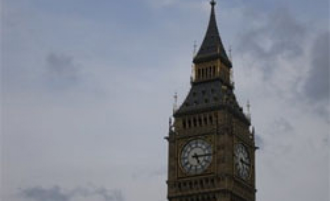 Big Ben bell in London takes time out for repairs