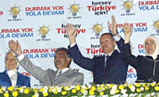 'A new Turkish identity is emerging'