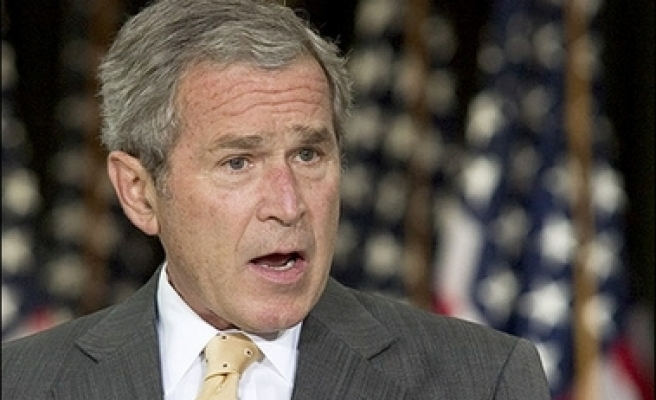 China dollar attack would be 'foolhardy': Bush
