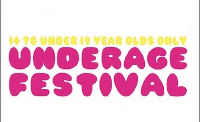 First underage music festival in London