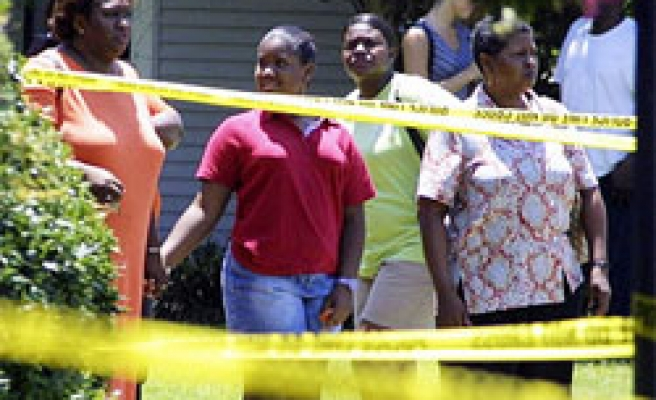 Nearly half US murder victims are black: report