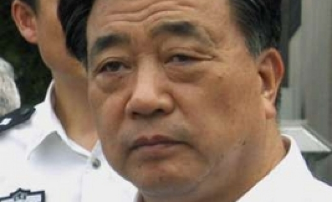 Chinese politician sentenced to death