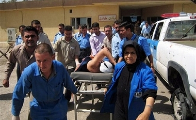 At least seven Iraqis killed, 45 wounded in a Kirkuk blast