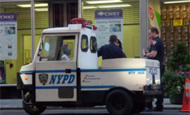 NY police receive 'unverified radiological threat'