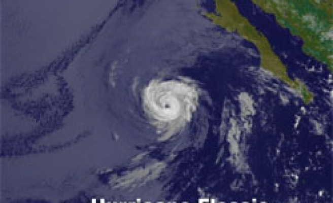Hurricane Flossie Upgraded to Category 4