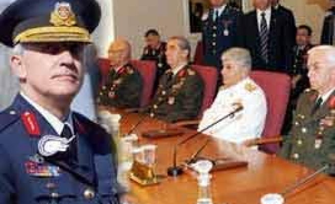 Protest resignation from two Turkish air generals