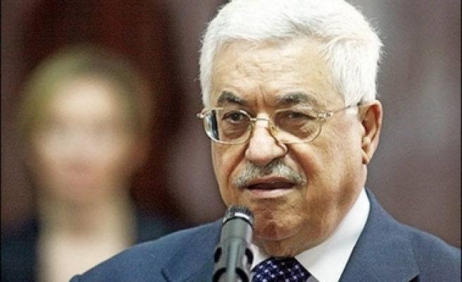 Abbas: Int'l conference to be held in November