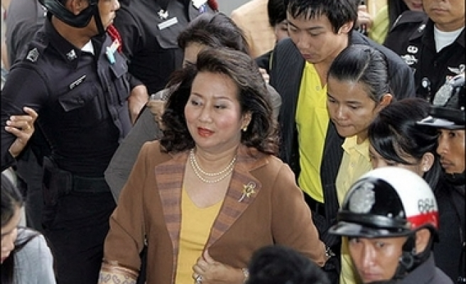 Thaksin, wife face trial in Thailand
