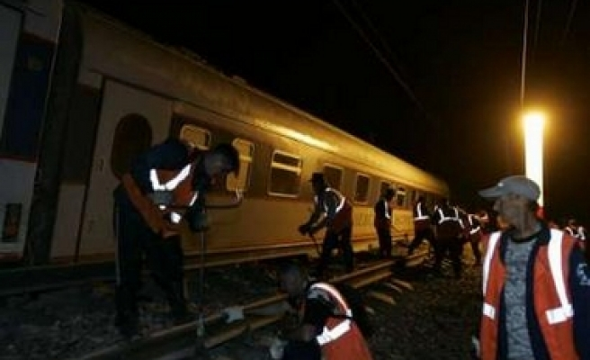 60 injured in suspected sabotage against Russian train