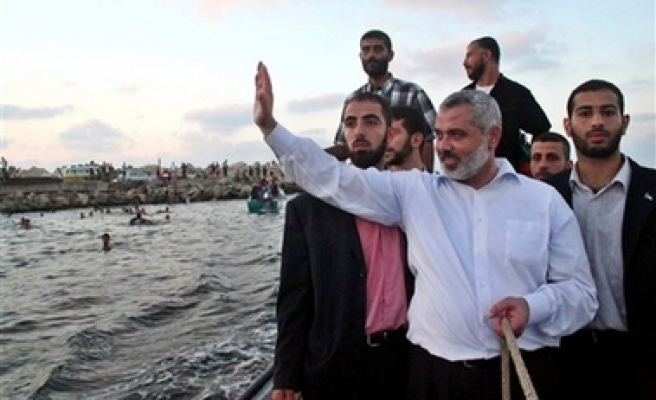 Hamas says it's ready for any dialogue with Europe