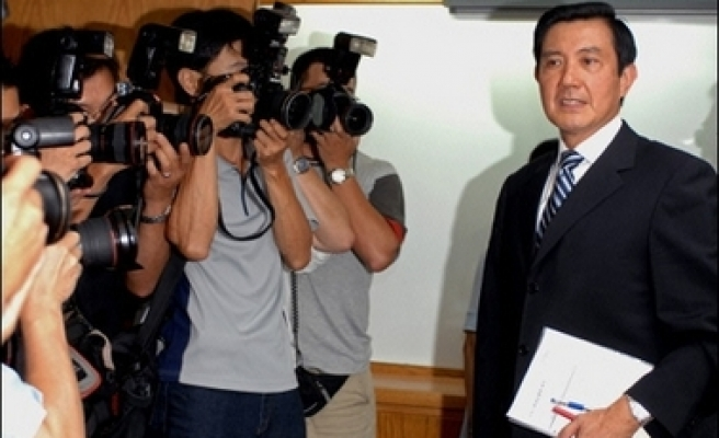 Taiwan court clears opposition leader