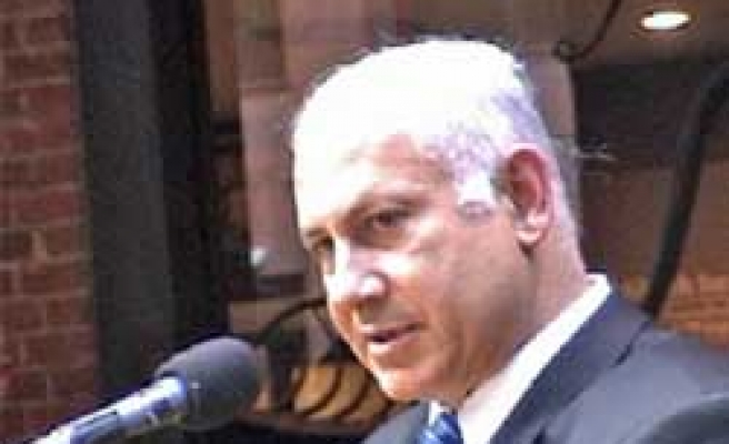 Netanyahu set to be re-elected chief of Israel's Likud