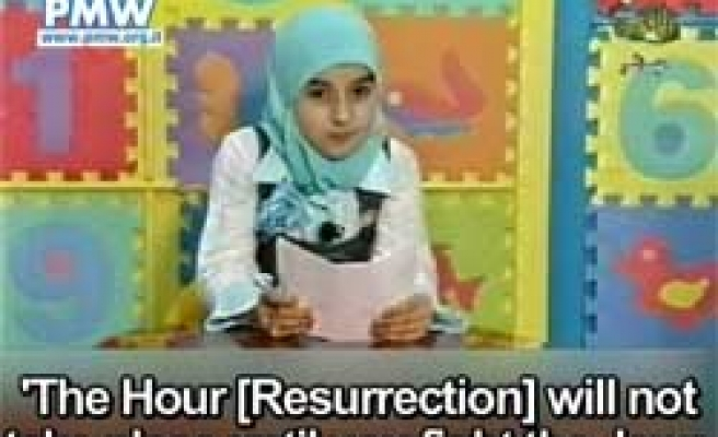 11 year old girl is ready for martyrdom / exclusive