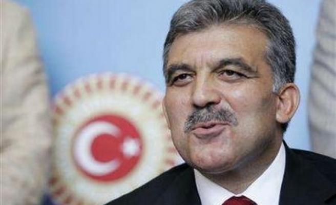 Gül to take into consideration every party's views