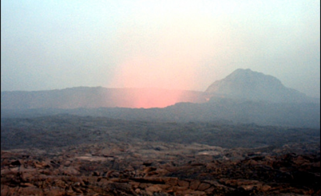 Volcano erupts in northern Ethiopia, two missing