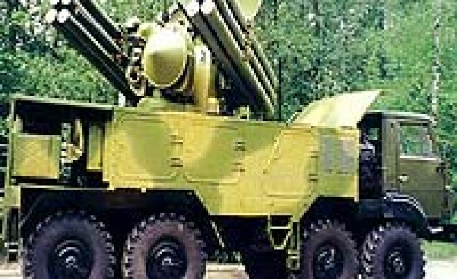 Russia delivers air defense system to Syria says report