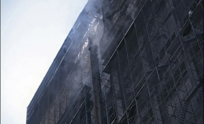 Two dead, 18 injured in NY skyscraper fire