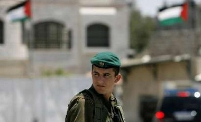 US to train Palestinian presidential guard