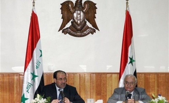 Syria, Iraq to reopen oil transport pipelines