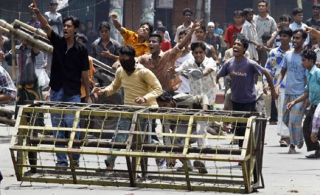 Bangladeshi colleges, universities shut down to quell student unrest