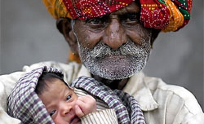 World's oldest father has 21st child at 90