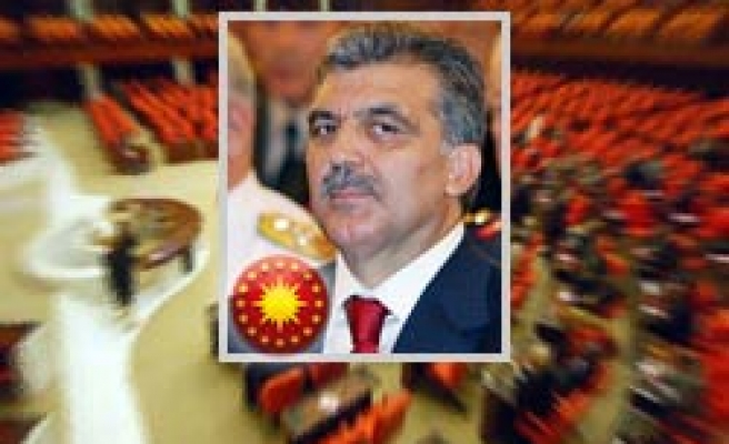 The New president of Turkey is being elected
