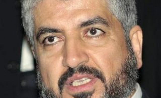 Hamas head blames Israel, US for Palestinian impasse