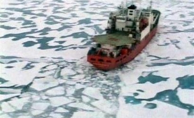 Scientist says tests back Russia Arctic claim