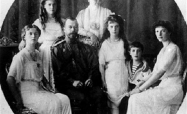 Russian archaeologists claim to have found bones of last tsar's son