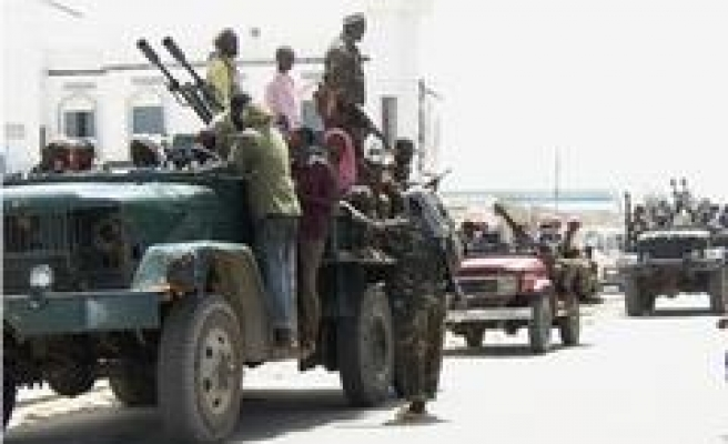 Religious war in Somalia