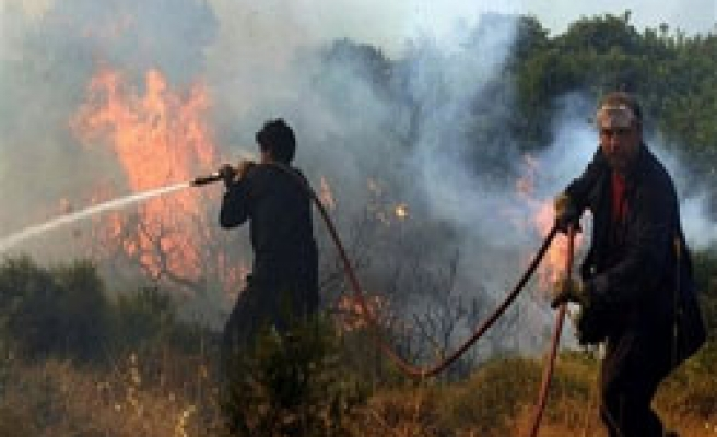 Greek Right Wing Could Profit From Fires