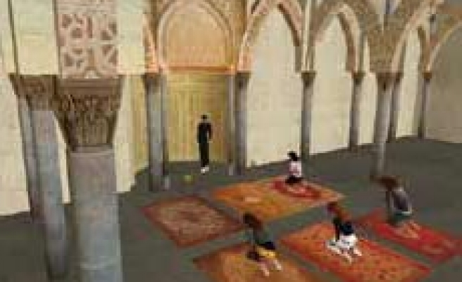 Islam in Second Life