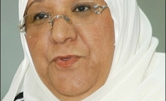 Kuwait's first woman minister steps down