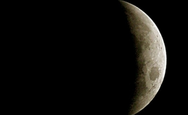 Rare total lunar eclipse on Tuesday