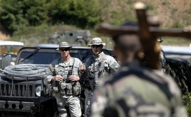 Full force of NATO peacekeepers to remain in Kosovo