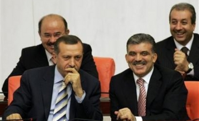 Gul elected as Turkish president