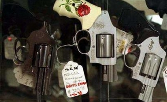 Study: 9 guns for every 10 Americans