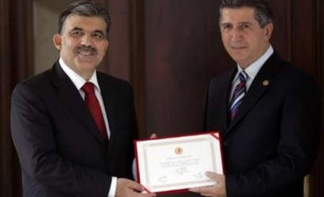 Suggested 'to do list' for President Gül