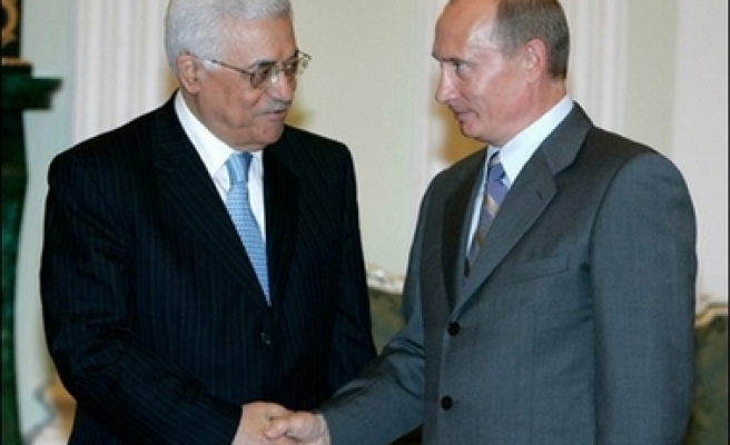 Russia sends aid to Palestinians
