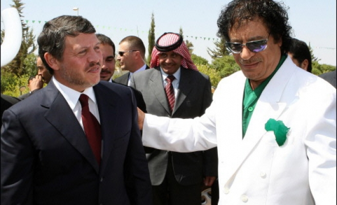 New openness on 38th anniversary of Kadhafi coup