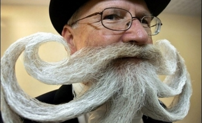 World's best whiskers vie for honors / PHOTO