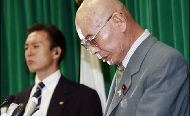 Japan's farm minister quits in new blow for Abe